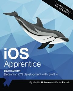 iOS Apprentice Sixth Edition: Beginning iOS development with Swift 4-cover