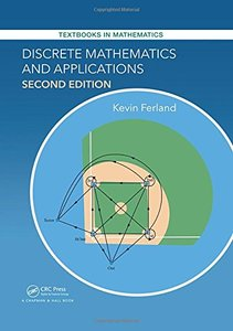 Discrete Mathematics and Applications, Second Edition (Textbooks in Mathematics)-cover
