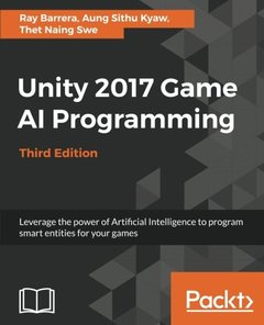 Unity 2017 Game AI Programming, Third Edition-cover