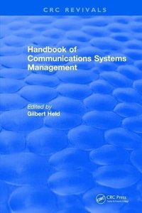 Handbook of Communications Systems Management: 1999 Edition-cover