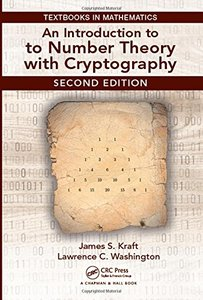 An Introduction to Number Theory with Cryptography, Second Edition (Textbooks in Mathematics)-cover