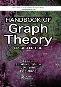 Handbook of Graph Theory, Second Edition (Discrete Mathematics and Its Applications)-cover