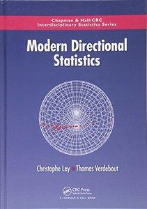 Modern Directional Statistics (Chapman & Hall/CRC Interdisciplinary Statistics)