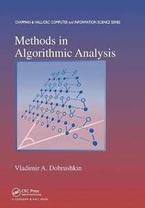 Methods in Algorithmic Analysis (Chapman & Hall/CRC Computer and Information Science Series)-cover