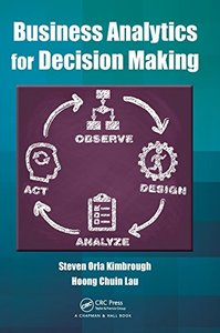 Business Analytics for Decision Making-cover