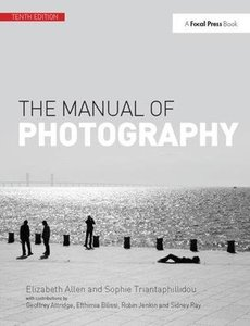 The Manual of Photography-cover