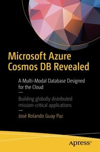 Microsoft Azure Cosmos DB Revealed: A Multi-Modal Database Designed for the Cloud-cover