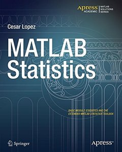 MATLAB Statistics-cover