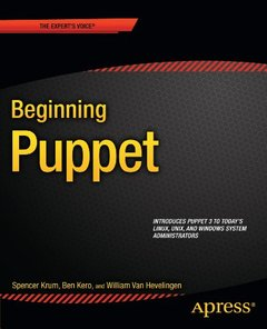 Beginning Puppet-cover