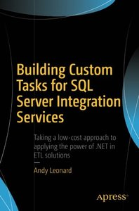 Building Custom Tasks for SQL Server Integration Services-cover