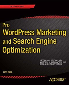 Pro Marketing and Search Engine Optimization-cover