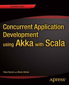 Concurrent  Application Development using Akka with Scala-cover