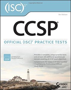 CCSP Official (ISC)2 Practice Tests-cover