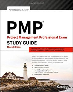 PMP: Project Management Professional Exam Study Guide-cover