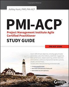 PMI-ACP Project Management Institute Agile Certified Practitioner Exam Study Guide-cover