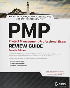 PMP Project Management Professional Exam Review Guide-cover
