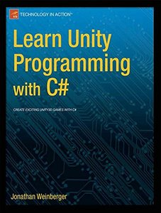 Learn Unity Programming with C#-cover