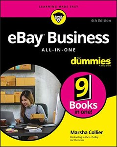 eBay Business All-in-One For Dummies (For Dummies (Business & Personal Finance))-cover
