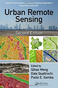 Urban Remote Sensing, Second Edition (Remote Sensing Applications Series)-cover