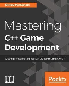 Mastering C++ Game Development-cover