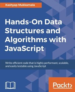 Practical JavaScript Data Structures and Algorithms-cover