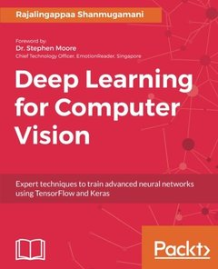 Deep Learning for Computer Vision-cover