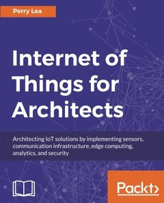 Internet of Things for Architects-cover