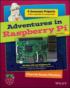 Adventures in Raspberry Pi-cover