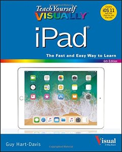 Teach Yourself VISUALLY iPad (Teach Yourself VISUALLY (Tech))-cover
