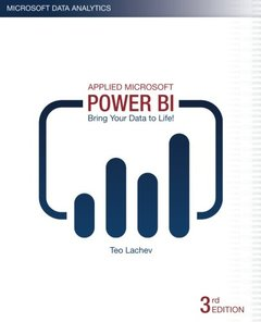 Applied Microsoft Power BI (3rd Edition): Bring your data to life!-cover