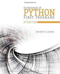 Fundamentals of Python: First Programs, 2/e (Paperback)