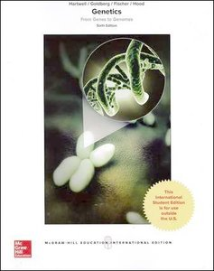 Genetics: From Genes to Genomes, 6/e (IE-Paperback)-cover