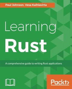 Learning Rust: A comprehensive guide to writing Rust applications-cover