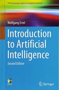 Introduction to Artificial Intelligence (Undergraduate Topics in Computer Science)-cover