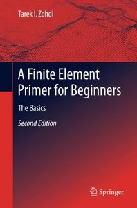 A Finite Element Primer for Beginners: The Basics-cover