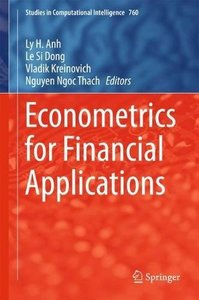 Econometrics for Financial Applications (Studies in Computational Intelligence)