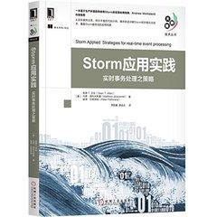 Storm 應用實踐 : 實時事務處理之策略-cover