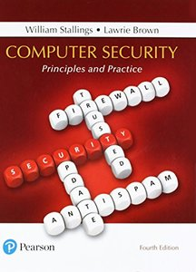 Computer Security: Principles and Practice (4th Edition)-cover