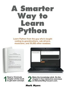 A Smarter Way to Learn Python: Learn it faster. Remember it longer.-cover