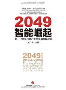 2049智能崛起:中國新一代信息技術產業中長期發展戰略-cover