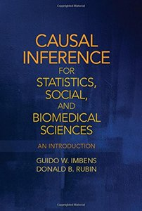 Causal Inference for Statistics, Social, and Biomedical Sciences: An Introduction (Hardcover)-cover