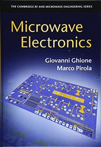 Microwave Electronics (Hardcover)-cover