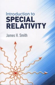 Introduction to Special Relativity (Paperback)-cover