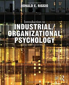 Introduction to Industrial/Organizational Psychology, 7/e (Hardcover)-cover