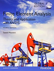 Finite Element Analysis Theory and Application with ANSYS, 4/e (Paperback)-cover