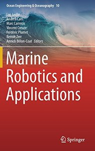 Marine Robotics and Applications (Ocean Engineering & Oceanography)