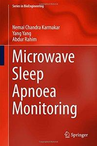 Microwave Sleep Apnoea Monitoring (Series in BioEngineering)