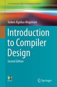 Introduction to Compiler Design (Undergraduate Topics in Computer Science)-cover