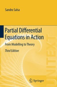 Partial Differential Equations in Action: From Modelling to Theory (UNITEXT)-cover
