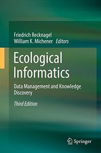 Ecological Informatics: Data Management and Knowledge Discovery-cover